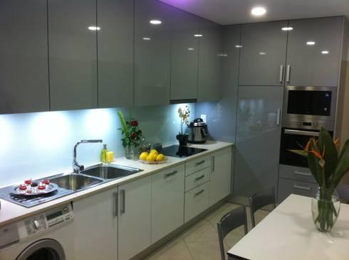 Cozinha nova:   por Ansidecor