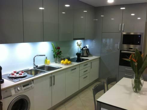 Finalização de cozinha:   por Ansidecor