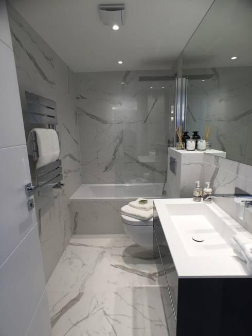 Bathroom by Progressive Design London