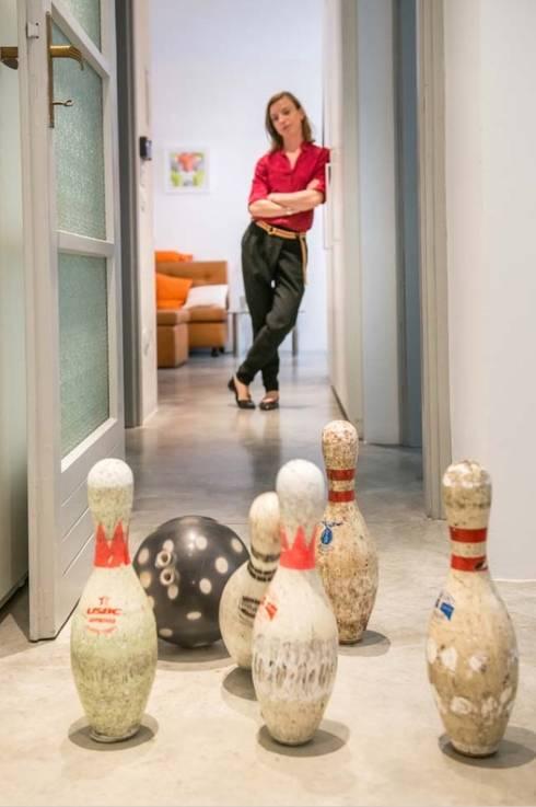 Corridor & hallway by PADIGLIONE B