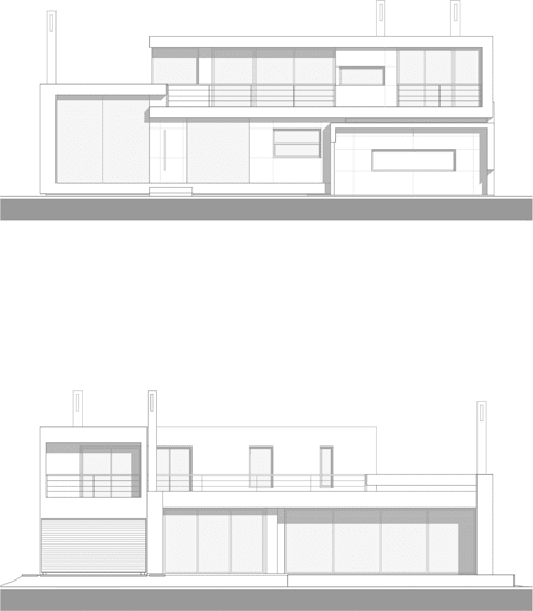 VISTAS:  de estilo  por Poggi Schmit Arquitectura