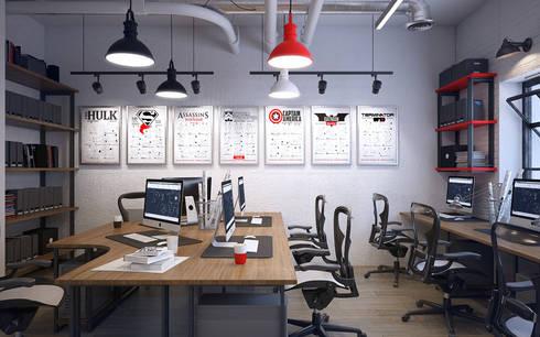 مكاتب ومحلات تنفيذ Natalia Solo Design