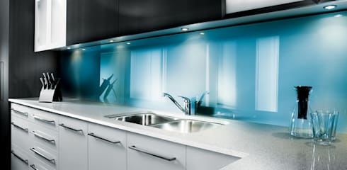 Kitchen Wall Panelling Lustrolite high gloss acrylic wall panels by the london tile co lustrolite blue atoll glass effect gloss splashback wall panel walls flooring by the london sisterspd