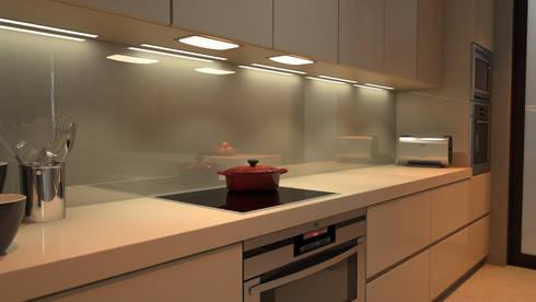 Lustrolite Safari Glass Effect Gloss Splashback Wall Panel