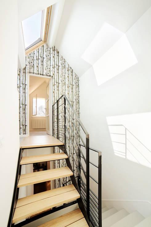 Aménagement de cage d\'escalier by O2 Concept Architecture | homify