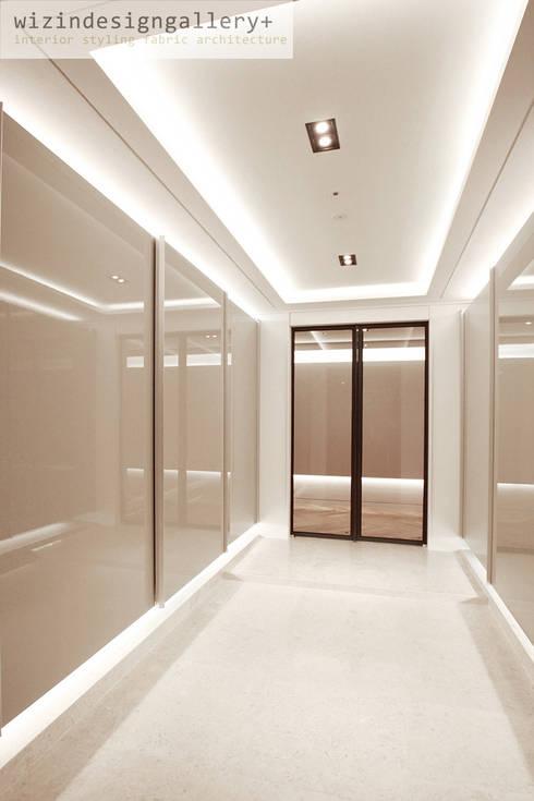 Corridor & hallway by wizingallery