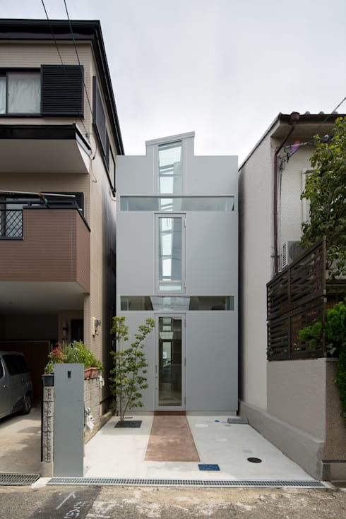 Houses by 藤原・室 建築設計事務所