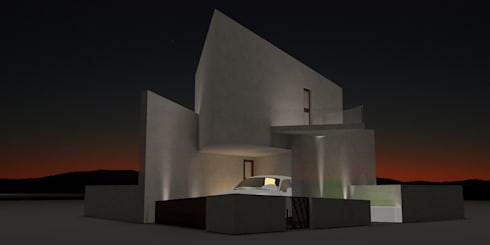 Projects - Residential: minimalistic Houses by Jehovah Nissi Archfirm