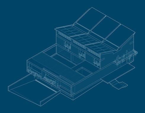 Casa BR2:  de estilo  por Studio de Arquitectura y Ciudad