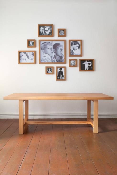 TABLE: skandinavische Esszimmer von Maison du Bonheur