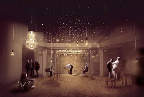 Concurso Espacio Habitar:  de estilo  por Célula Visual