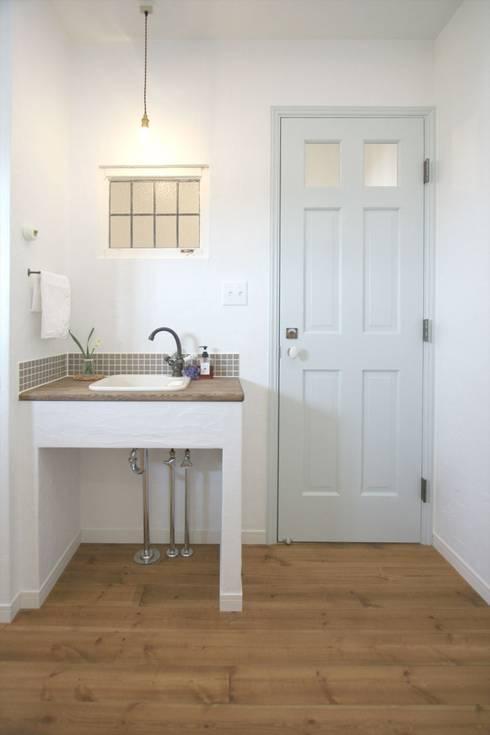 ジャストの家의  욕실