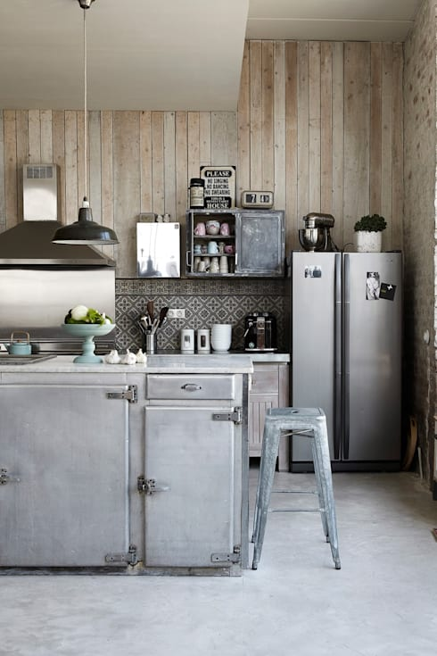 Cocinas de estilo  por Design for Love