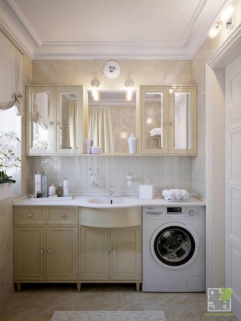 Baños de estilo  por Елена Марченко (Киев)