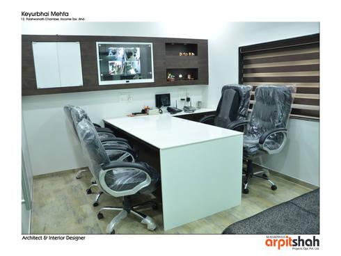 Keyurbhai @ Incometax:   by ARPIT SHAH PROJECTS OPC PVT LTD.