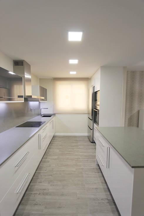 Кухни в . Автор – Novodeco