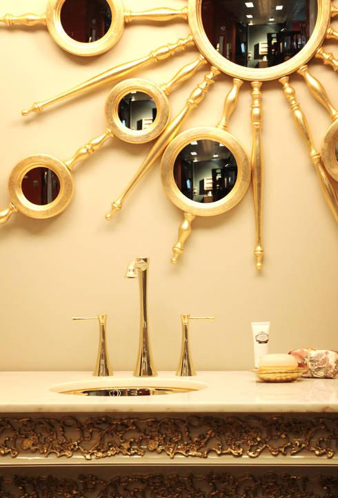 Ready to Publish | Art for the Bath: Crochet Washbasin: Casa de banho  por Maison Valentina