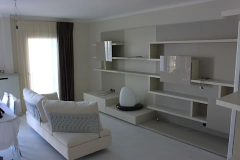 SIZEDESIGN SMART KITCHENS & LIVING : Cucina + Letto a scomparsa ...