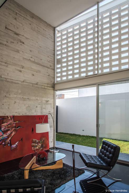 Casa IRT / Arkylab:  de estilo  por Oscar Hernández - Fotografía de Arquitectura