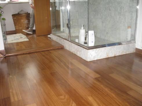 Una nuova doccia nel vecchio bagno di arkhistudio homify - Pavimenti per doccia ...