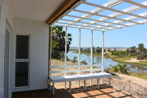 Auzz: Casas modernas por Jular Madeiras