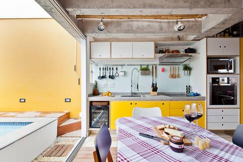 Design Keukens Grou : Apartamento mateus grou door zoom urbanismo arquitetura e design