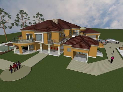 Rev Nkosi:   by iRON B HOME DESIGN