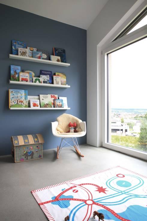 Детские комнаты в . Автор – Schiller Architektur BDA