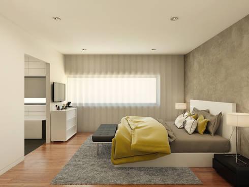Suite:   por Judite Barbosa Arquitetura