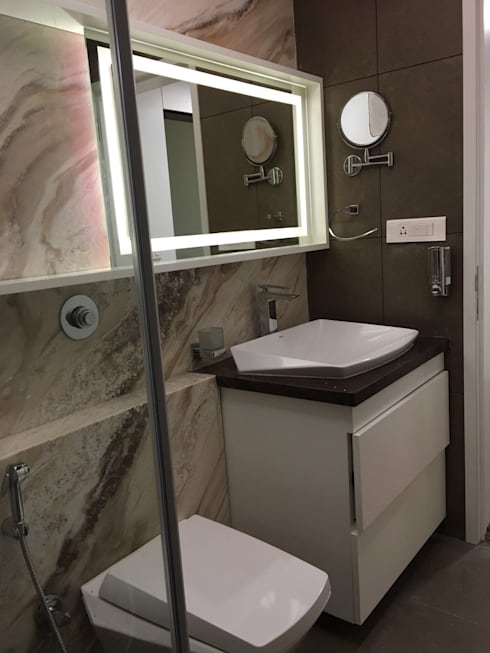 Ванные комнаты в . Автор – Studio Stimulus
