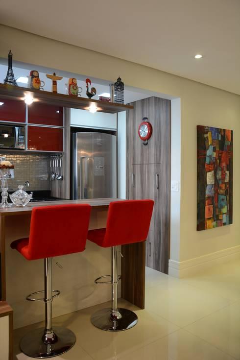 Cucina in stile  di Expace - espaços e experiências