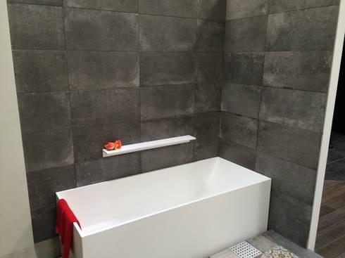 Showroom - Banio - DK : skandinavische Badezimmer von Copenhagen Bath