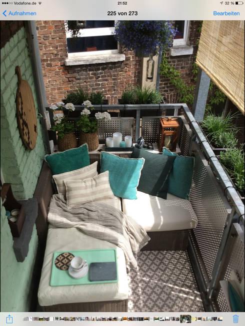 Terrace by DIE BALKONGESTALTER