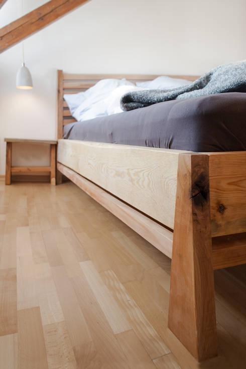 ห้องนอน by woodboom