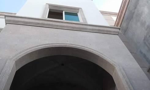 Residencia C&C: Casas de estilo moderno por DIIA