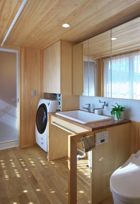 ห้องน้ำ by かんばら設計室