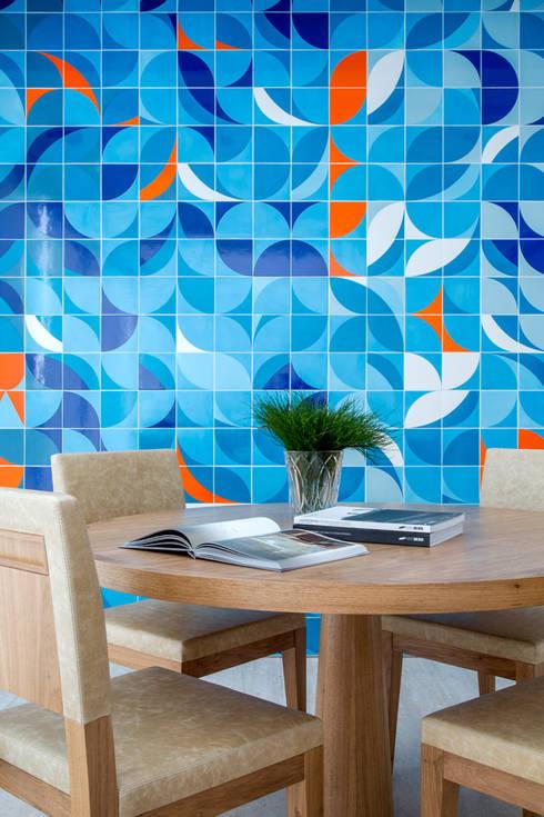 modern Dining room by Gisele Taranto Arquitetura