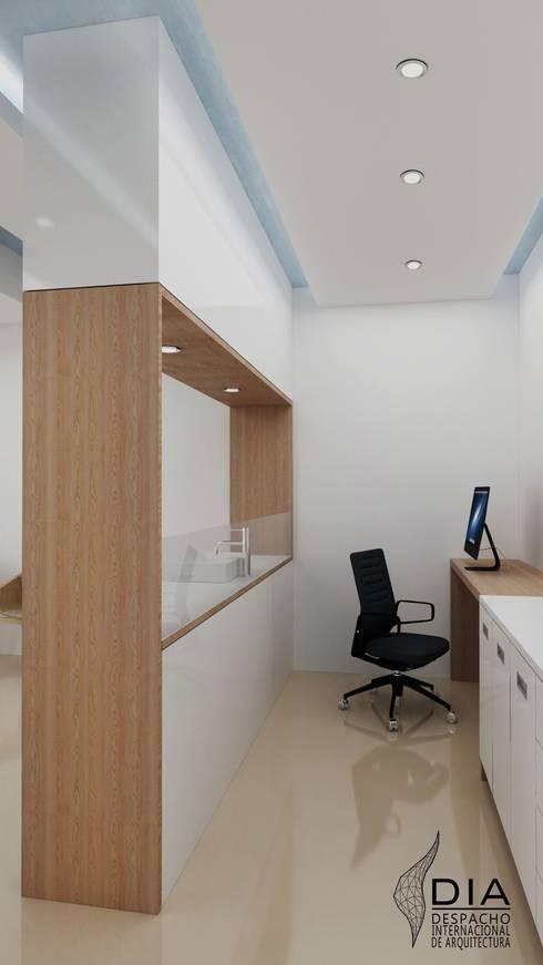 Area de Consulta: Oficinas y tiendas de estilo  por DIIA