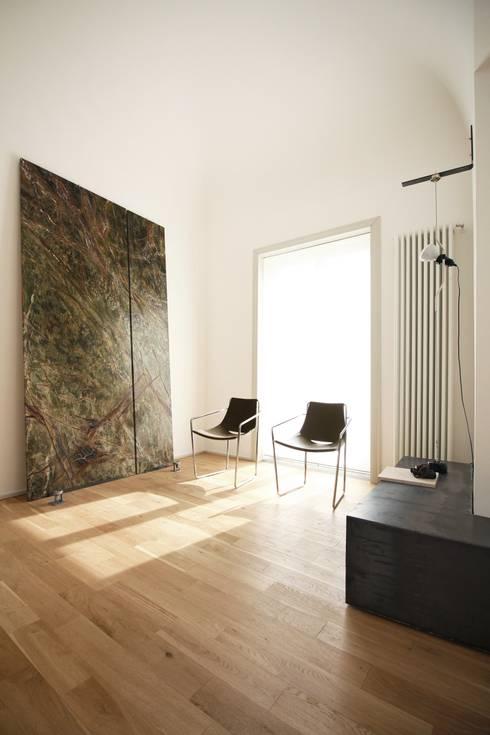 minimalistische Woonkamer door studioSAL_14