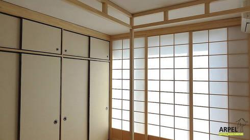 camera da letto in stile giapponese shoji di arpel homify