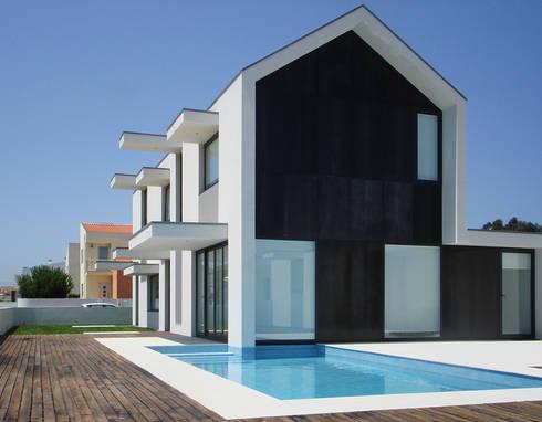 br_house: Piscinas modernas por rui ventura | [v2a+e]