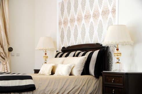 Suite 2: Quartos modernos por Amber Road - Design + Contract