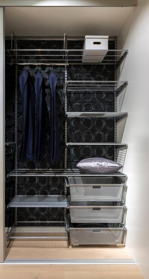 elfa schranksystem von elfa deutschland gmbh homify. Black Bedroom Furniture Sets. Home Design Ideas