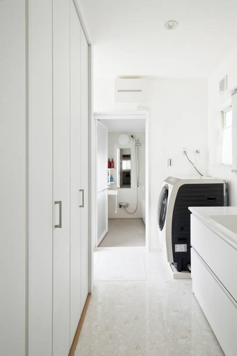ห้องน้ำ by 遊友建築工房