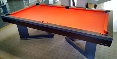 Billard Design billard design breakbillard bréton | homify