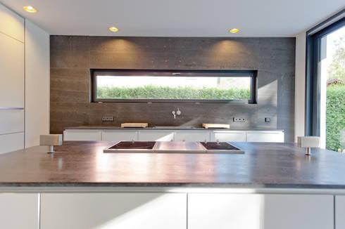 bauhaus-2 von pretzsch küchen gmbh & co.kg | homify - Küche Bauhaus