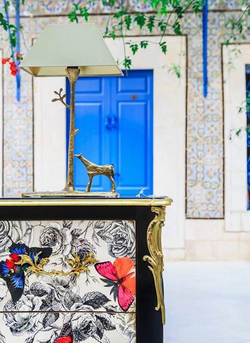 DETALLES GRANGE : Hogar de estilo  por Grange México