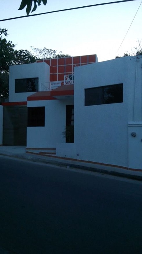 Arkam: Casas de estilo moderno por Arkcam Proyectos