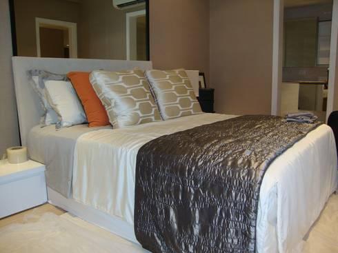 Design Work: modern Bedroom by The Silversea