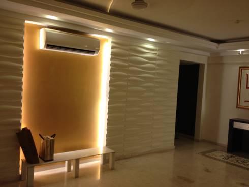 Design Work:  Corridor & hallway by The Silversea